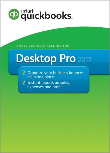 QuickBooks Pro 2017