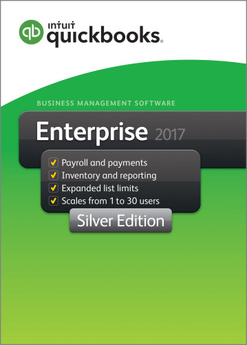 QuickBooks Enterprise Silver 2017