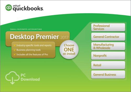 QuickBooks Premier 2017