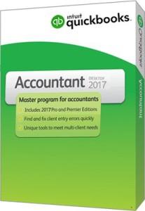 QuickBooks Accountant 2017