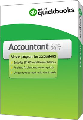 QuickBooks Accountant 2017