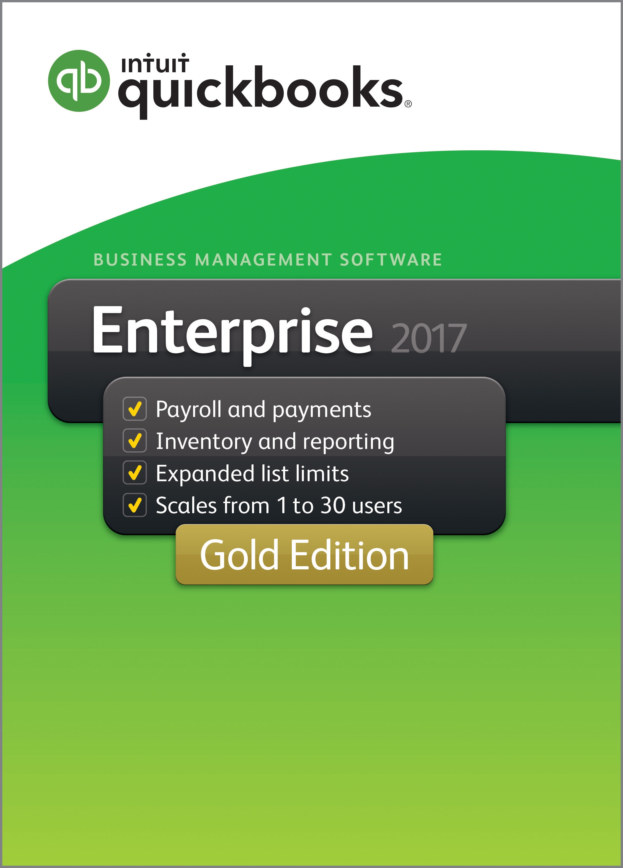 Quickbooks enterprise solutions 14.0 2017 4 username