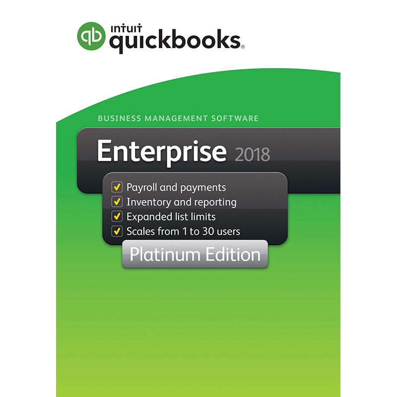 QuickBooks Enterprise 2018 30-Day FREE Trial | Accounting