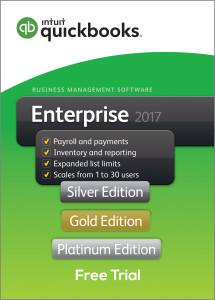 QuickBooks Enterprise 2017 Free Trial